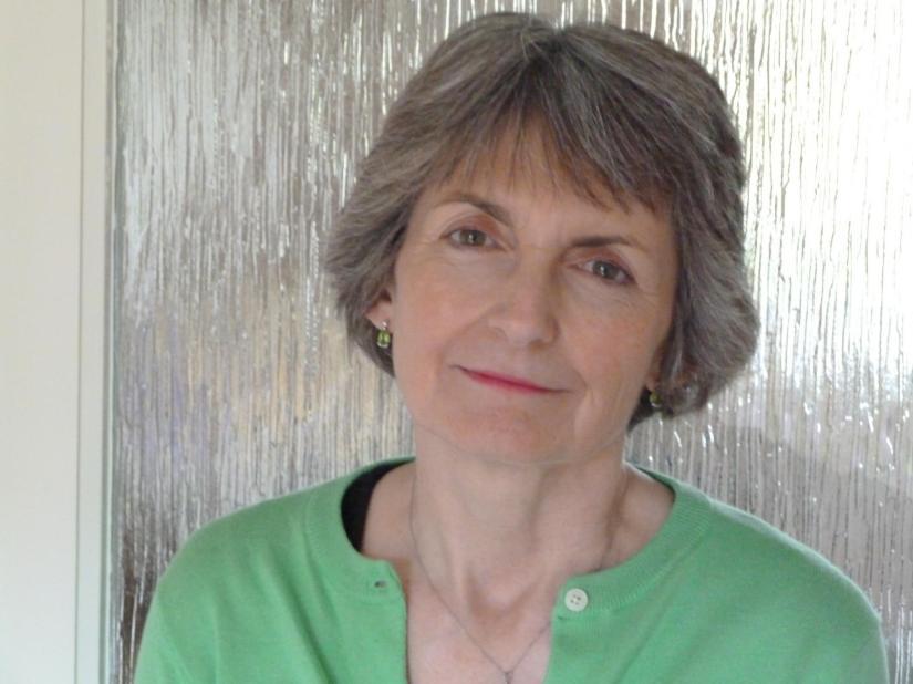 Liz Eeles - Author Photo